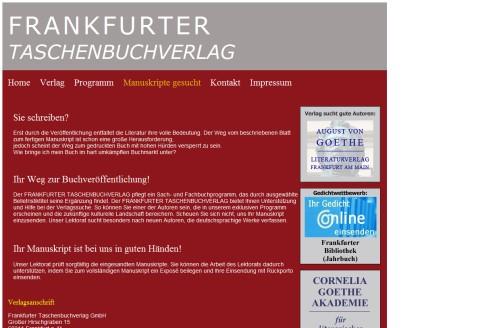 Frankfurter Taschenbuchverlag