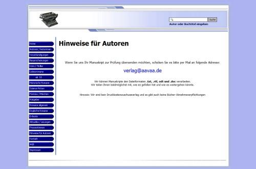 aavaa Verlag