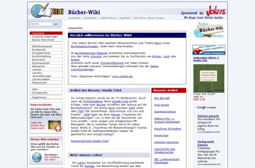 Bücher-Wiki