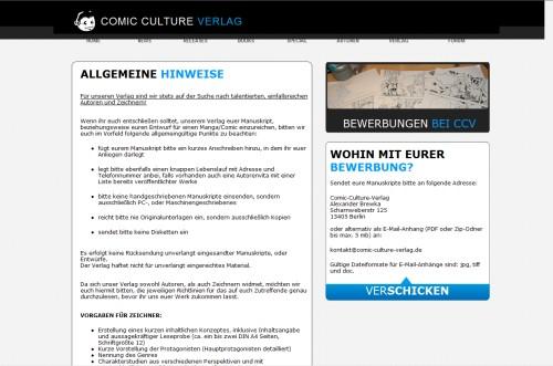 Comic-Culture-Verlag