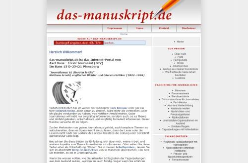 das-manuskript.de