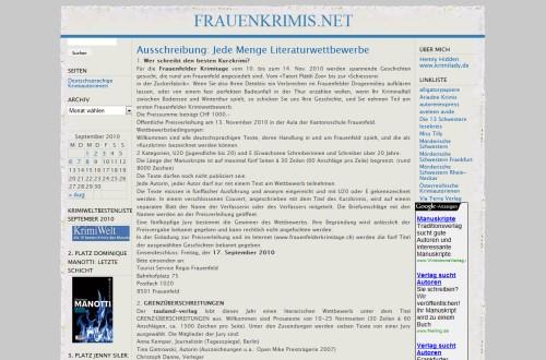 Frauenkrimis.net