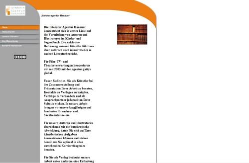 Literatur Agentur Hanauer