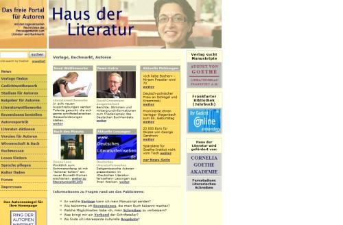Haus der Literatur
