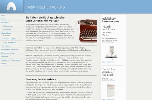 Karin Fischer Verlag