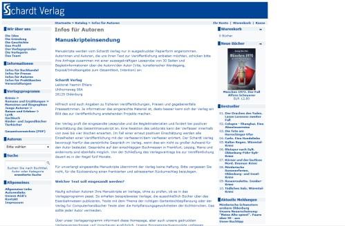Schardt-Verlag