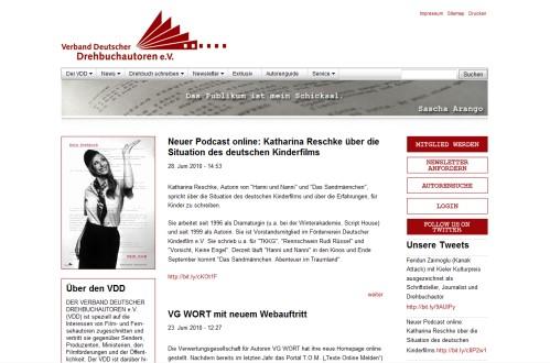 Verband Deutscher Drehbuchautoren e.V.